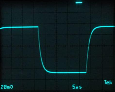 inductance measurement with oscilloscope tektronix 2230