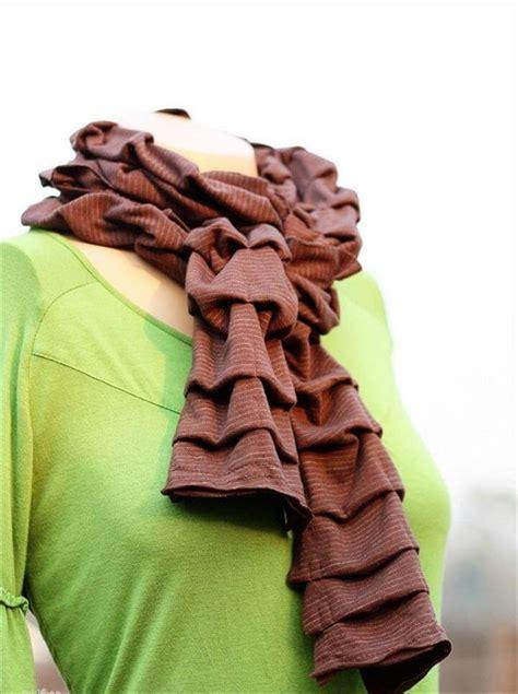no knitting 28 amazing no knit diy scarf tutorials diy to make