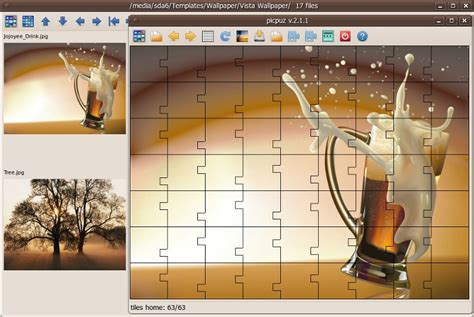 free printable jigsaw puzzle maker software picpuz gizmo s freeware