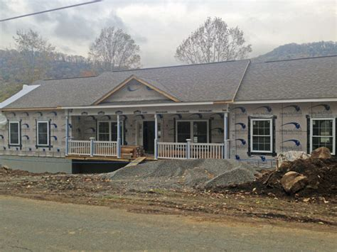 custom ranch style modular home in butler tn