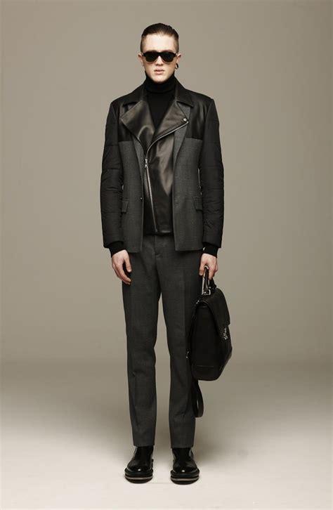 Giuliano Fujiwara Fall Winter Modern Tailored Menswear 2018