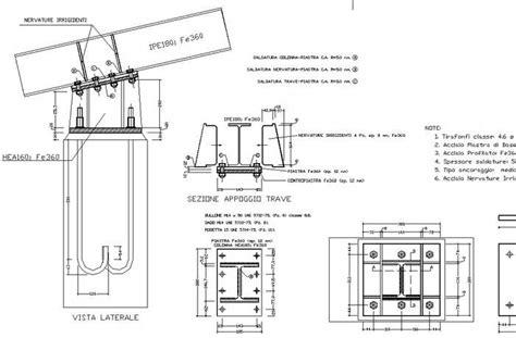 tavola strutturale calcolo strutture in acciaio sw structure stacec
