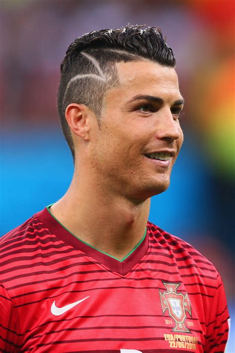 this is what cristiano ronaldo used to look like back in