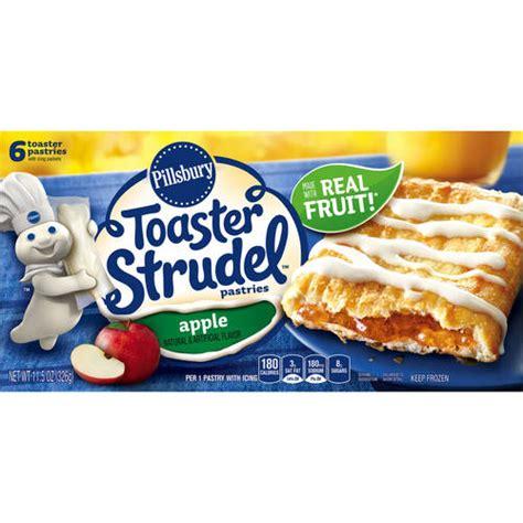 Toaster Strudel pillsbury toaster strudel apple toaster pastries 6 count 11 5 oz walmart
