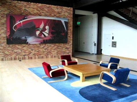 pixar office design pixar s office interiors home decor and design