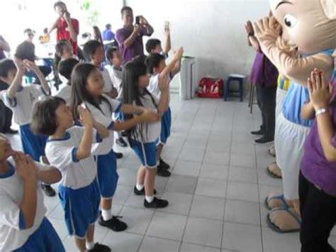 Pasta Gigi Upin Ipin pasta gigi upin ipin di santa school tangerang