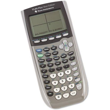 customer reviews texas instruments ti 84 plus c silver texas instruments ti 84 plus silver edition graphics