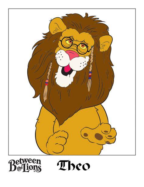 theo the lion by kangythekangaroo on deviantart