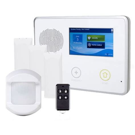 2gig go 345 wireless home alarm system do it
