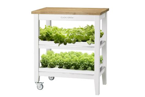 Click And Grow by Farm To Table Is Easy With The Cick Amp Grow Smart Farm In
