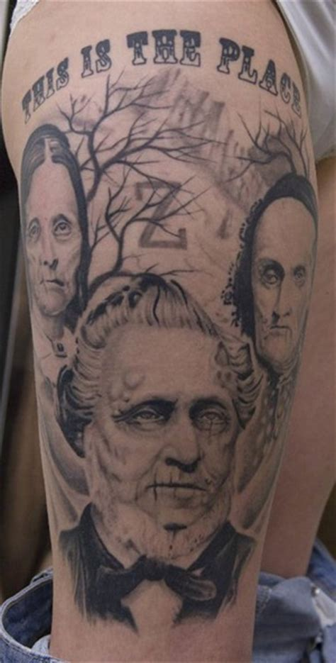 17 best images about mormon tattoos on