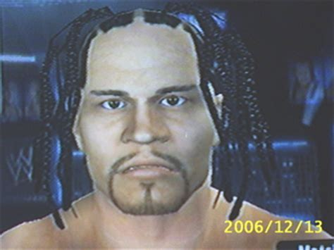 wwe umaga face paint caws ws umaga base only caw for sd vs raw 2007