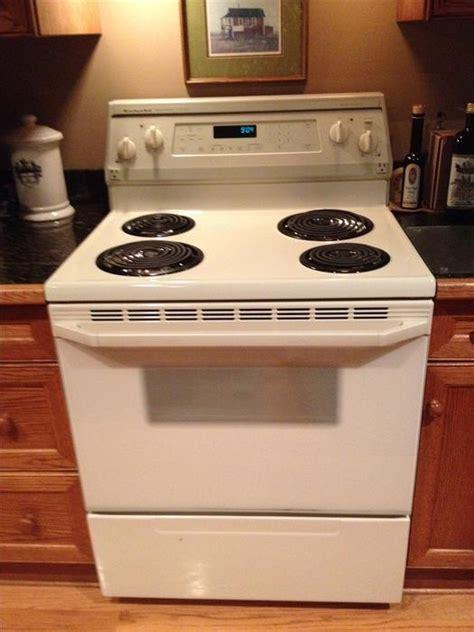 Kitchenaid Superba Selectra Self clean convection oven