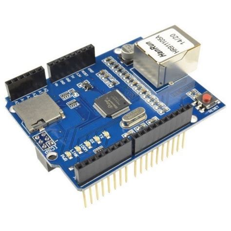 Ethernet Shield W5100 For Network Arduino arduino wiznet ethernet w5100 shield w5100 shield