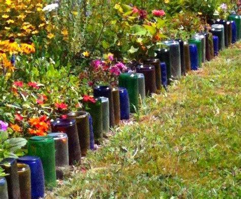 bordures de jardin originales