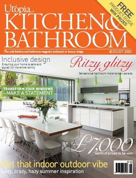 kitchen bath ideas august 2012 187 download pdf utopia kitchen bathroom august 2012 187 pdf magazines
