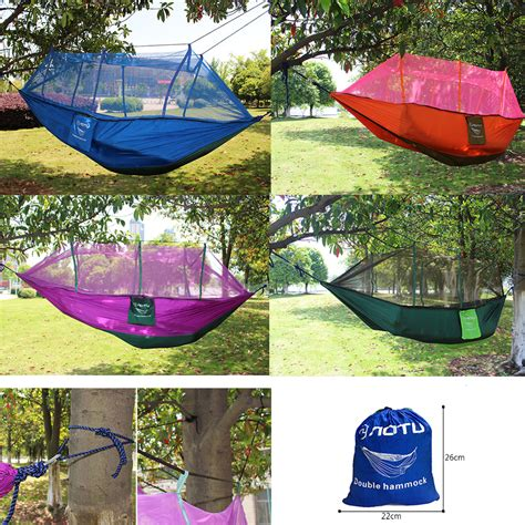 2 person hammock swing portable travel cing 2 person hammock swing hanging
