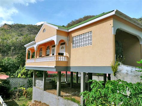 castle comfort dominica 3 bedroom home at castle comfort ace caribbean real