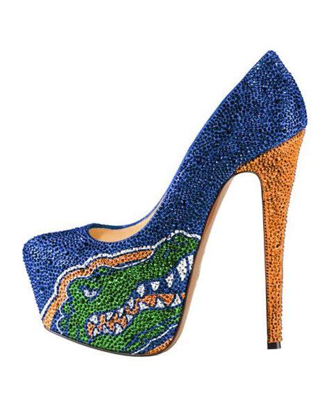 High Heels Garsel E 307 2013 14 limited edition of florida gator high heel shoes herstar