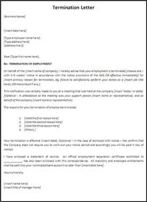 Sales Rep Termination Letter by Termination Letter Fotolip Rich Image And Wallpaper