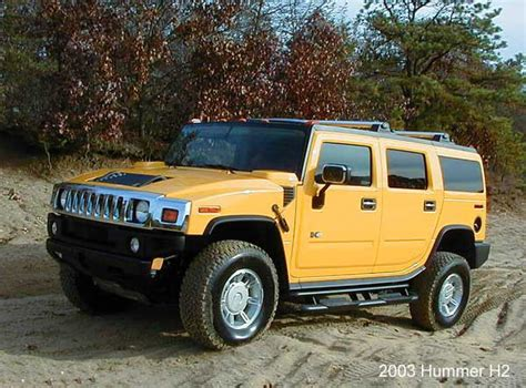 how things work cars 2004 hummer h2 head up display 2003 hummer h2 road test carparts com