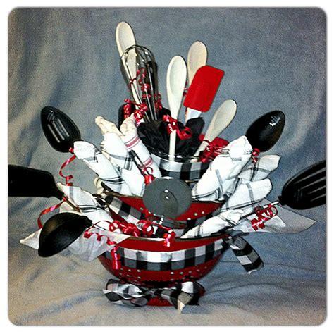 Diy Kitchen Utensil Bouquet A Of Brandi Show Shower Ideas For A Display