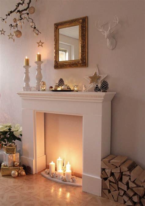 kerzenleuchter für die wand wohnzimmer deko gold