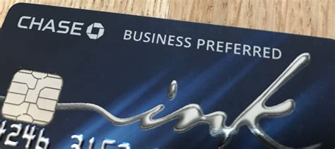 Ink Business Preferred Card