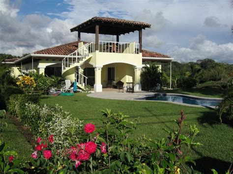 Casa Barracuda Great Reviews Beachfront 3br Home W Hermosa House Costa Rica