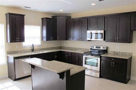 kitchen cabinets furniture wood and black kitchen furniture color staining oak
