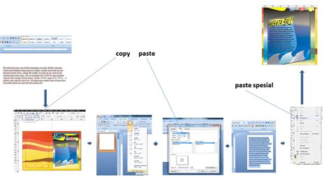 membuat brosur dengan coreldraw x4 berbagi ilmu teritorial membuat brosur dengan corel x4