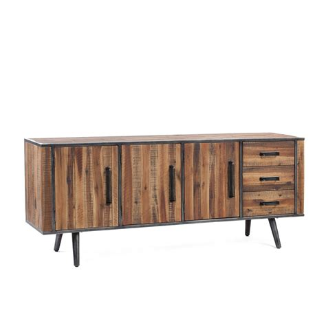 Awn C Lejeune by The Best 28 Images Of Metal Sideboards Furniture Chateau 180cm Oak And Metal Sideboard The
