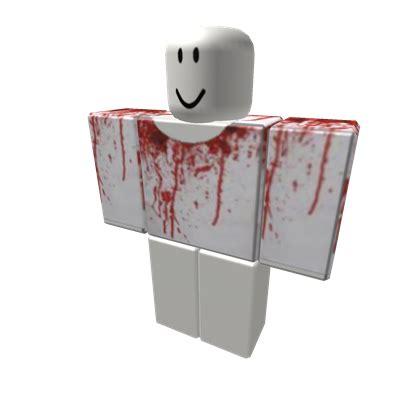 Sweater Bloods blood sweater roblox