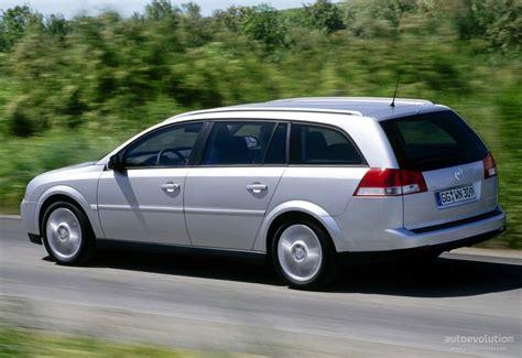 Opel Vectra Caravan Specs 2002 2003 2004 2005