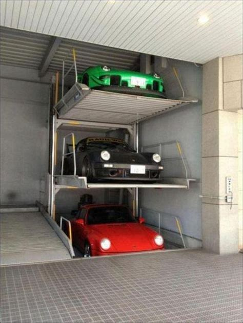 Awesome Garage Storage Ideas Awesome Car Storage In Garage Quot Ha Ha Quot