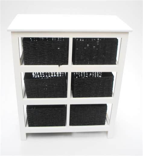 white bedroom storage unit white shabby chic 6 chest of drawers bedroom livingroom
