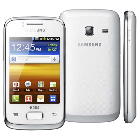 duos android cell samsung galaxy y duos s6102 android 3g wifi fm 3 2 branco dc