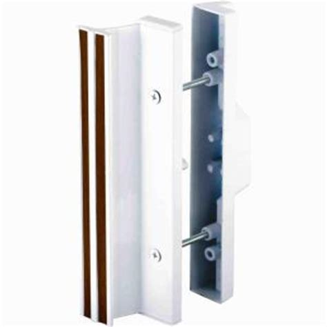 prime line mortise type latch sliding glass door handle