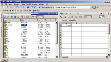 layout editor array model based design in the matlab desktop 187 matlab community