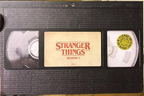 vhs cassette netflix stole my vhs cassette photos for its