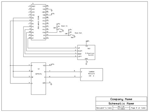 rs 485 wiring diagram for ptz controller 40 wiring