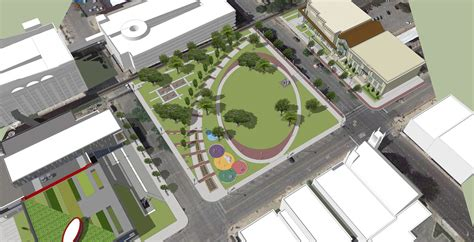 park cedar rapids greene square park renovation plans progress homegrown iowan