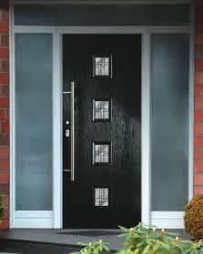 Front Door Styles 2016 Black Front Door For Simple And Attracting Applications