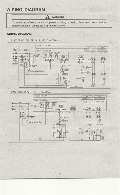 wiring diagram for samsung dryer 4 wire dryer help needed readingrat net