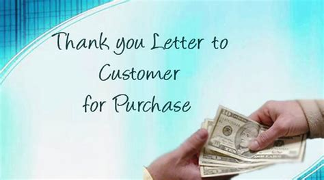 Customer Thank You Letter For Purchase Sympathy Messages For Loss Of A