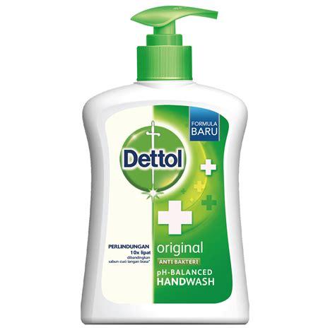 dettol anti bacterial original handwash dettol original