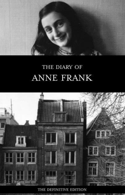 The Diary of Anne Frank by Anne Frank, Hardcover   Barnes