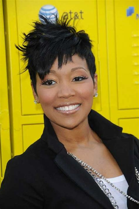 african american spiked wigs 20 short pixie haircuts for black women short hairstyles