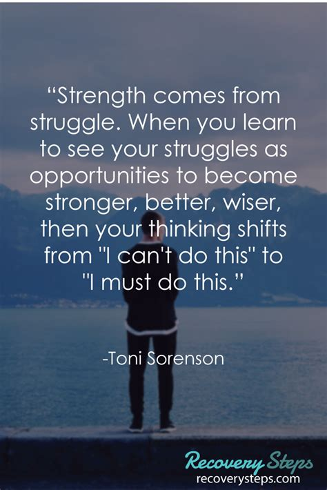 to the struggling to hold sh t together books inspirational quotes strength comes from struggle when