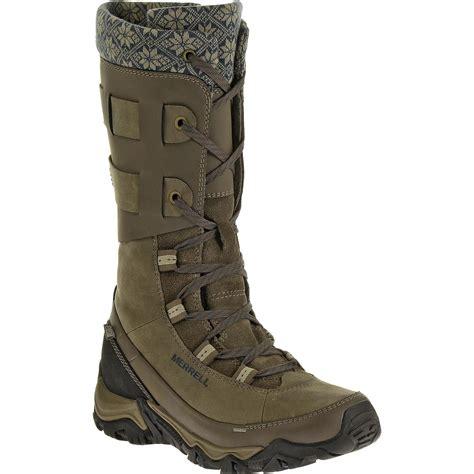 merrell winter boots s merrell 200 gram thinsulate insulation polarand